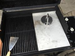 Ballistic Griddle for Weber Spirit 300