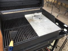 Ballistic Griddle for Weber Spirit 210/Genesis Gas Grills