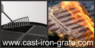 26.75 inch grill grate